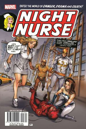 Night Nurse (2015) #1
