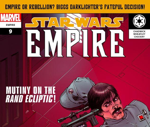 Star Wars: Empire (2002) #9