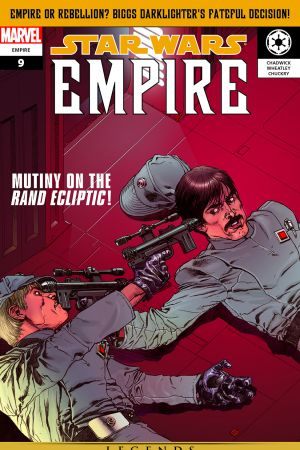 Star Wars: Empire #9