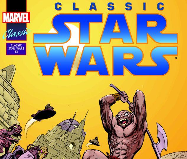 Classic Star Wars (1992) #12