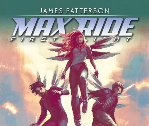 MAX RIDE: FIRST FLIGHT 3 (WITH DIGITAL CODE)