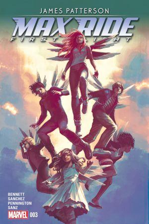 Max Ride: First Flight (2015) #3