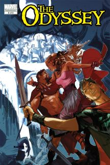 Marvel Illustrated: The Odyssey (2008) #8