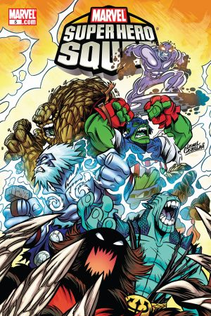 Super Hero Squad (2010) #5