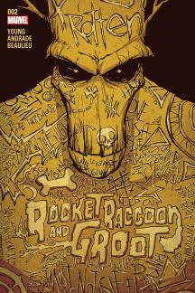 Rocket Raccoon & Groot (2016) #2