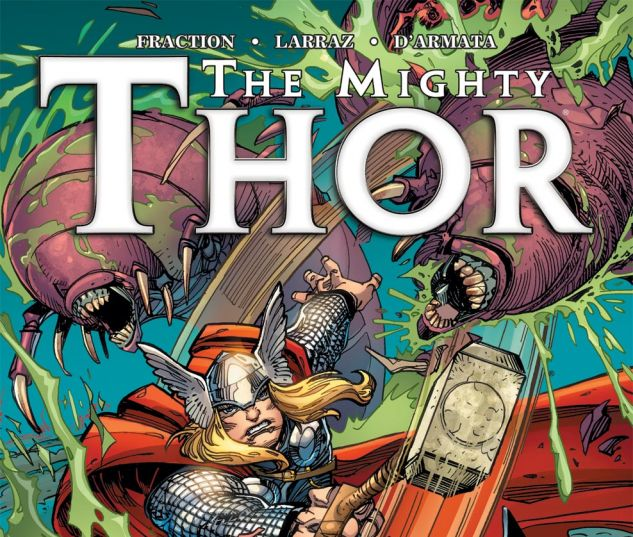 THE MIGHTY THOR (2011) #13 Cover