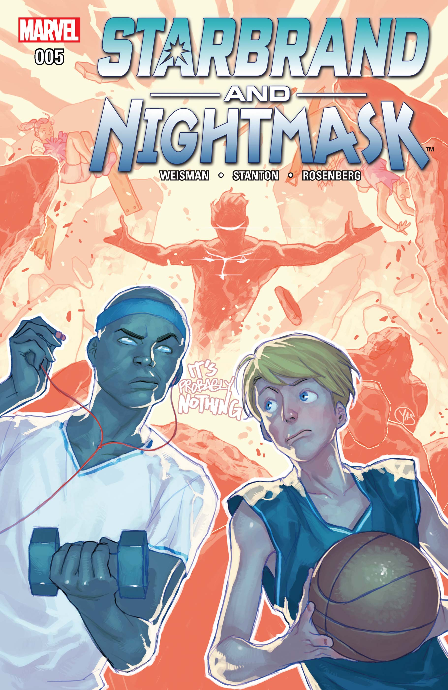 Starbrand & Nightmask (2015) #5