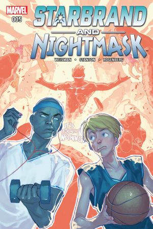 Starbrand & Nightmask #5