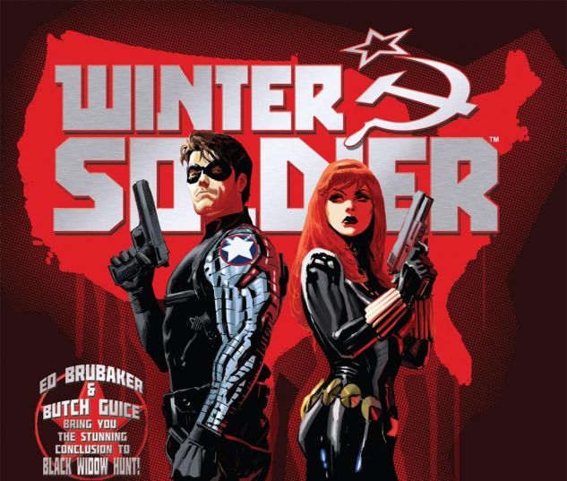 cover from Winter Soldier (2012) #14