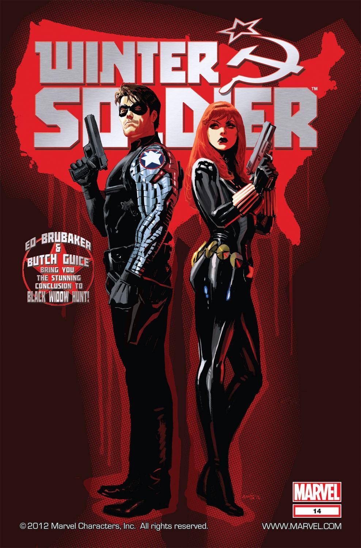 Winter Soldier (2012) #14