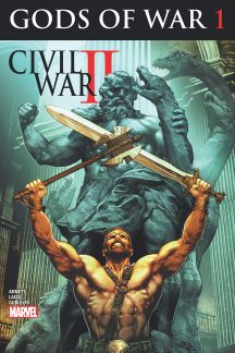 Civil War II: Gods of War (2016) #1