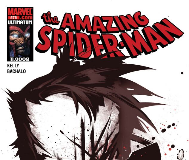 Amazing Spider-Man (1999) #576