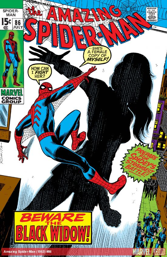 The Amazing Spider-Man (1963) #86
