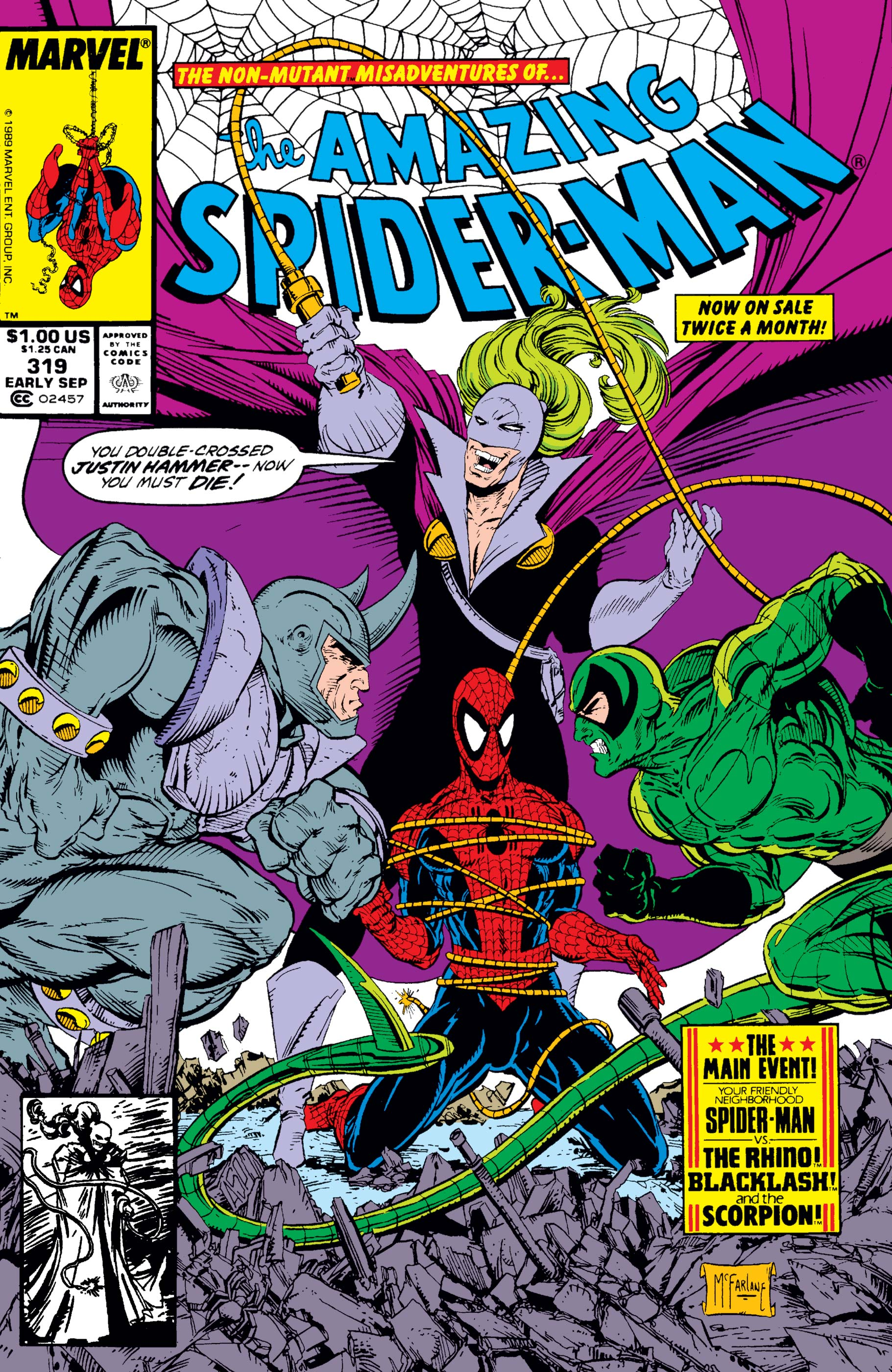 The Amazing Spider-Man (1963) #319