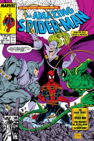 The Amazing Spider-Man #319