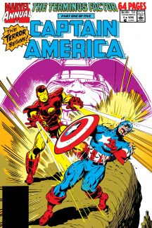 Captain America Annual #9