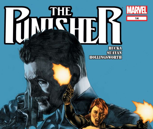 THE PUNISHER (2011) #14