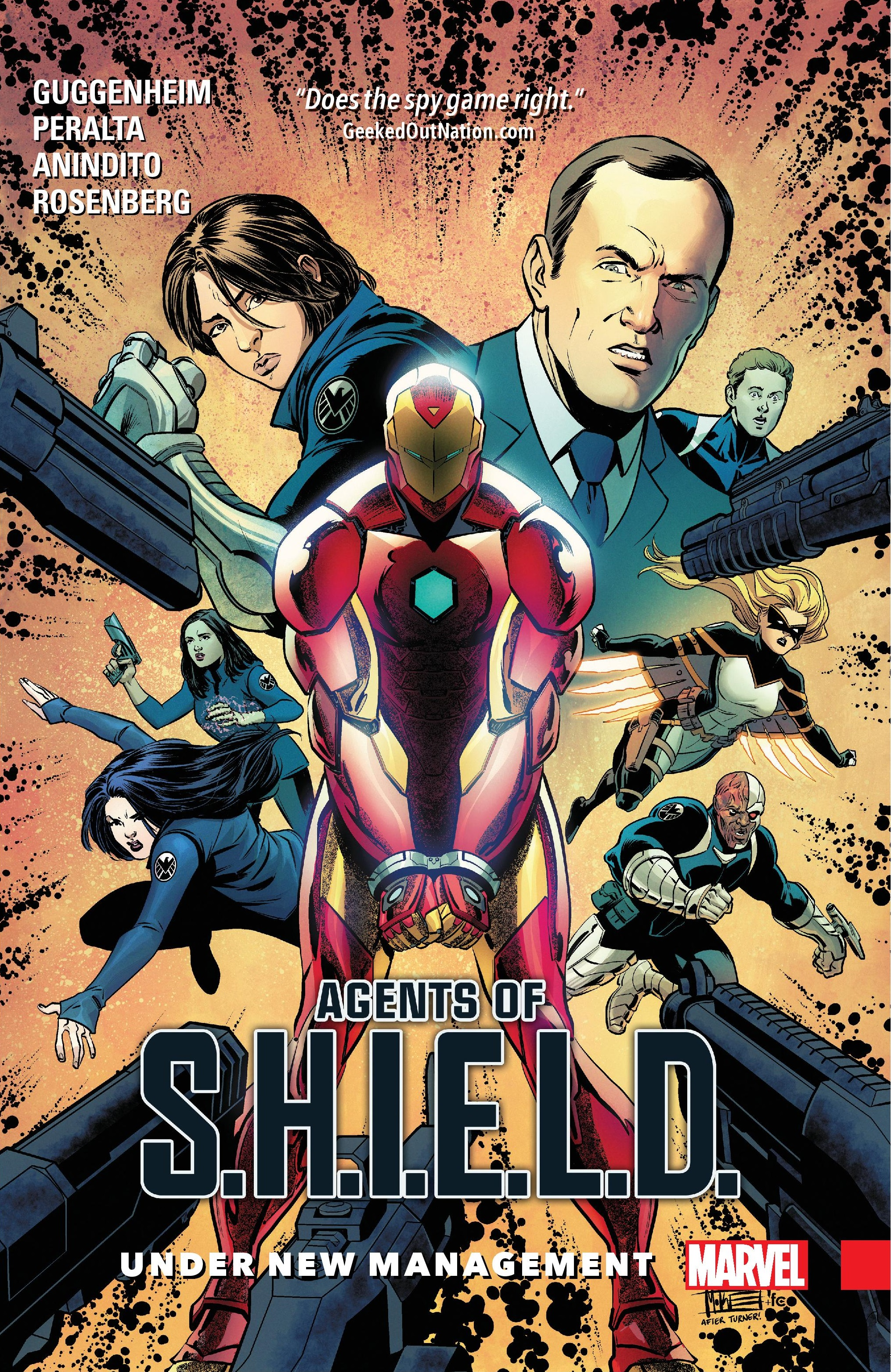 Agents of S.H.I.E.L.D. Vol. 2: Under New Management (Trade Paperback)