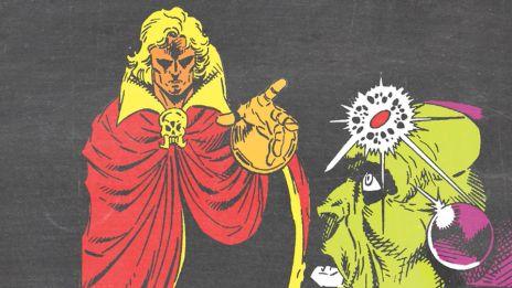 Power Stone - Marvel 101