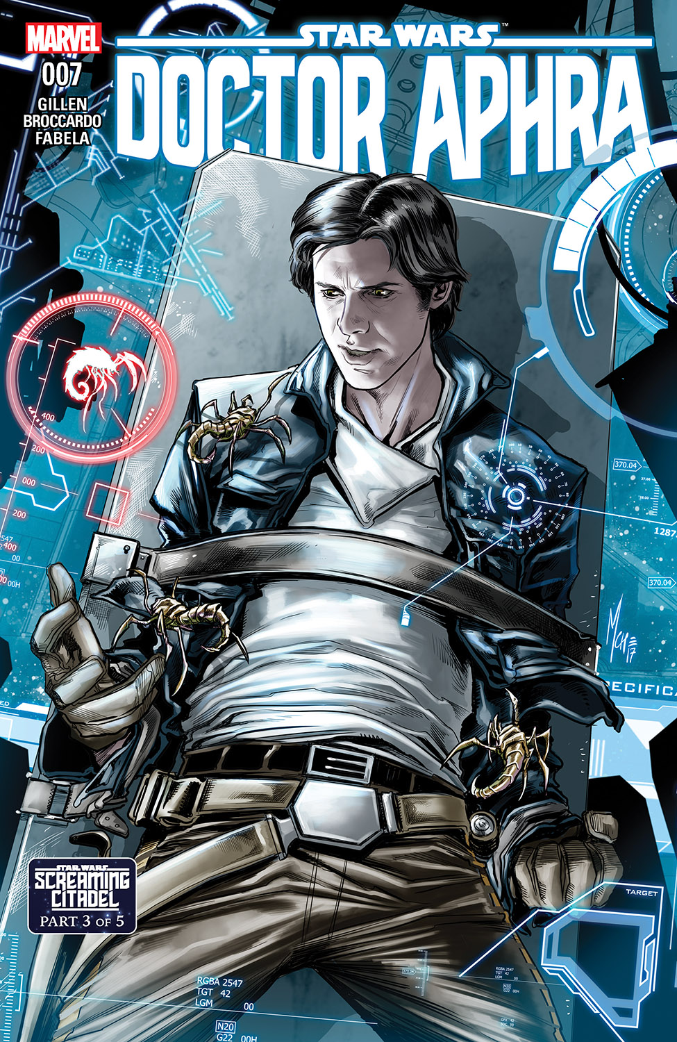 Star Wars: Doctor Aphra (2016) #7