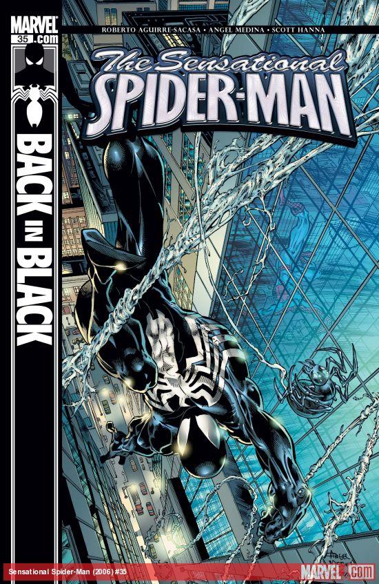 Sensational Spider-Man (2006) #35