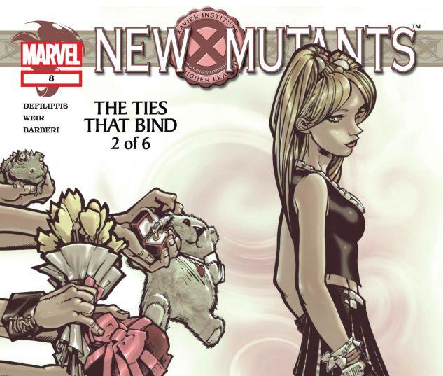 New Mutants (2003) #8