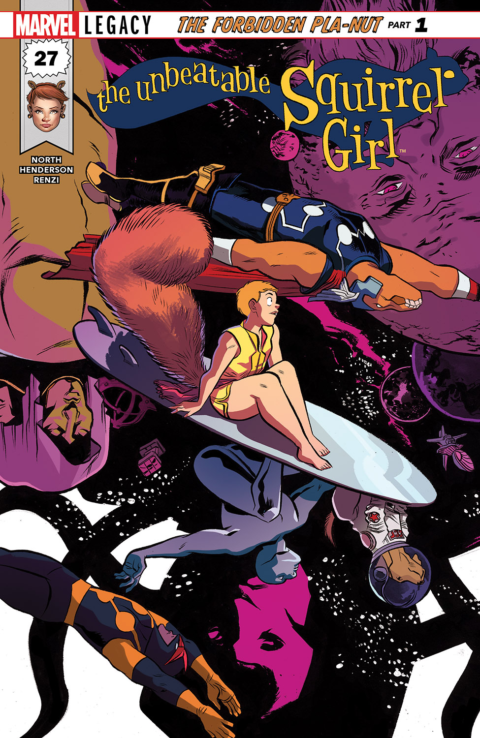 The Unbeatable Squirrel Girl (2015) #27