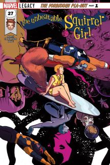 The Unbeatable Squirrel Girl #27