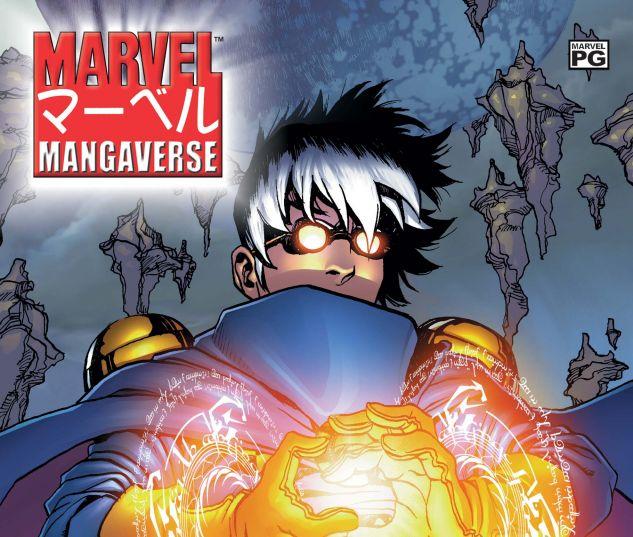 Marvel Mangaverse (2002) #4