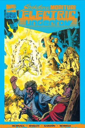 Strikeforce Morituri: Electric Undertow (1989) #2