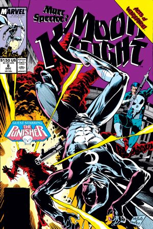 Marc Spector: Moon Knight #8