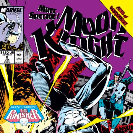 Marc Spector: Moon Knight (1989 - 1994)