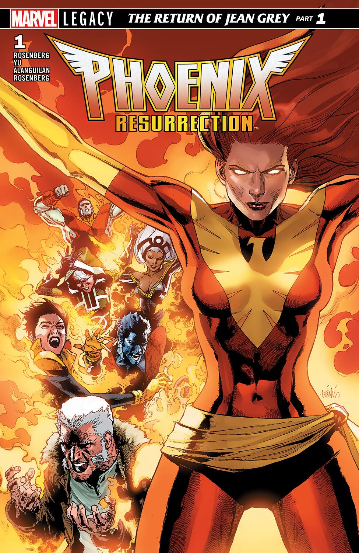 Phoenix Resurrection: The Return of Jean Grey (2017) #1
