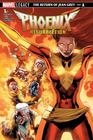 Phoenix Resurrection: The Return of Jean Grey (2017) #1