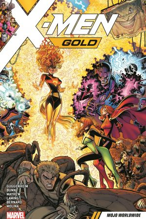 X-Men Gold Vol. 3: Mojo Worldwide (Trade Paperback)