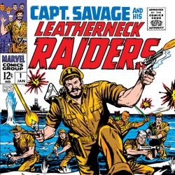 Captain Savage and His Leatherneck Raiders (1968 - Present)