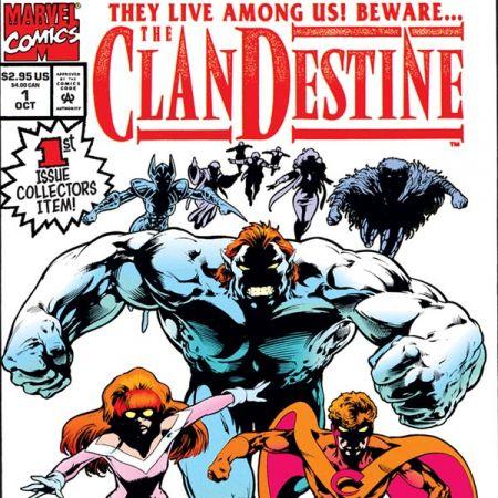 Clandestine (1994 - 1995)