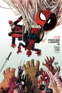 Spider-Man/Deadpool #34