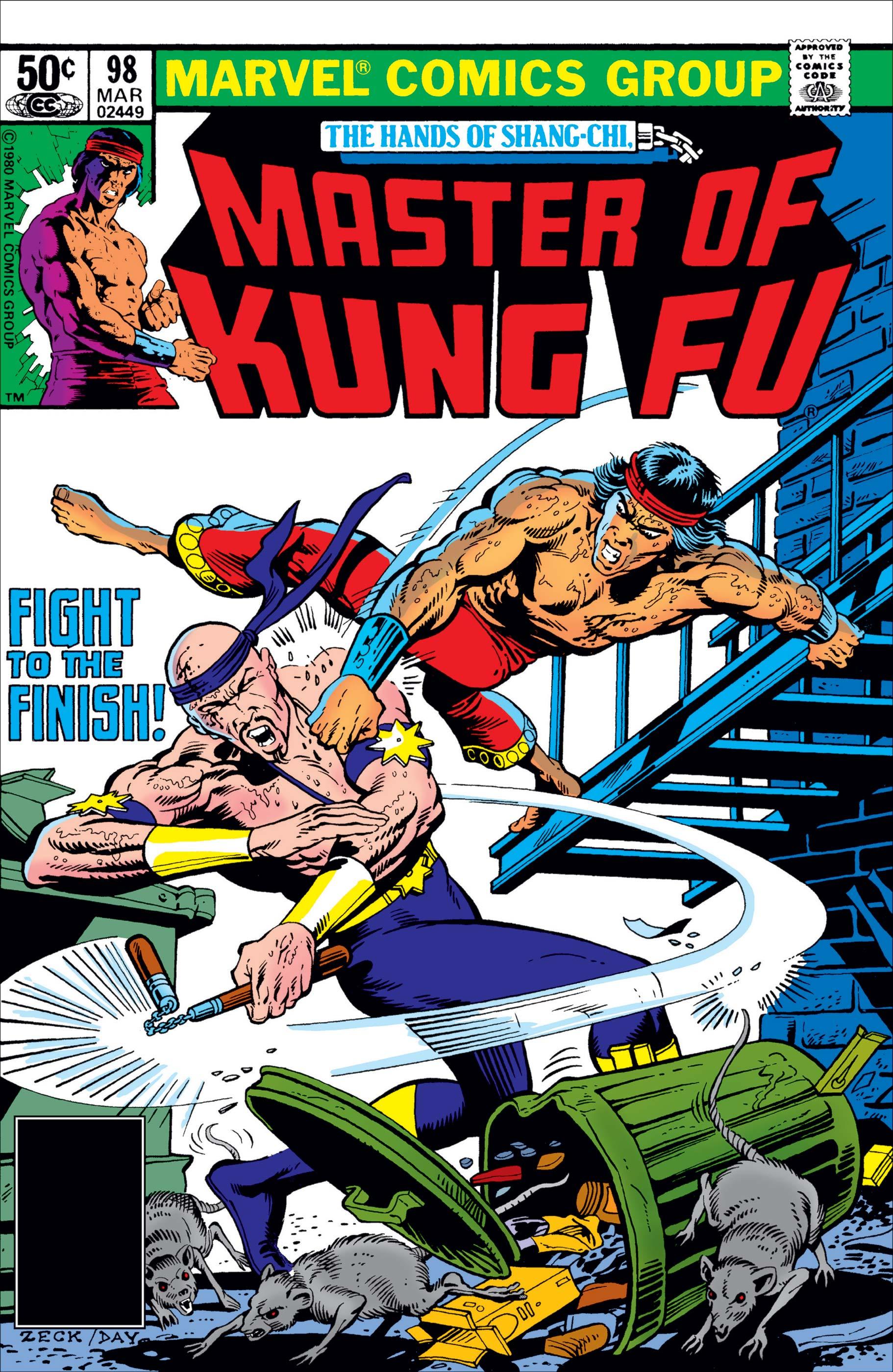 Master of Kung Fu (1974) #98