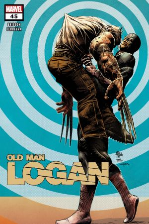 Old Man Logan (2016) #45
