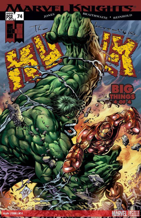 Hulk (1999) #74