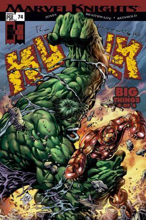 Hulk #74