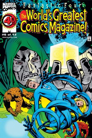 Fantastic Four: World's Greatest Comics Magazine #6