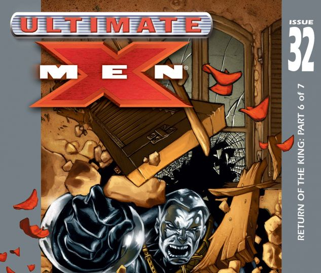 Ultimate X-Men (2001) #32