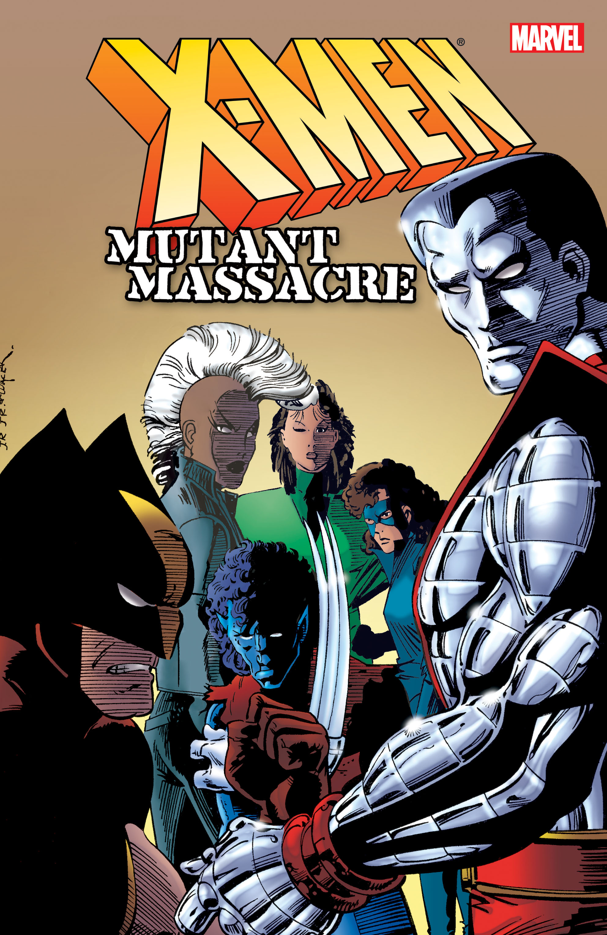 X-Men: Mutant Massacre (New Printing) (Trade Paperback)
