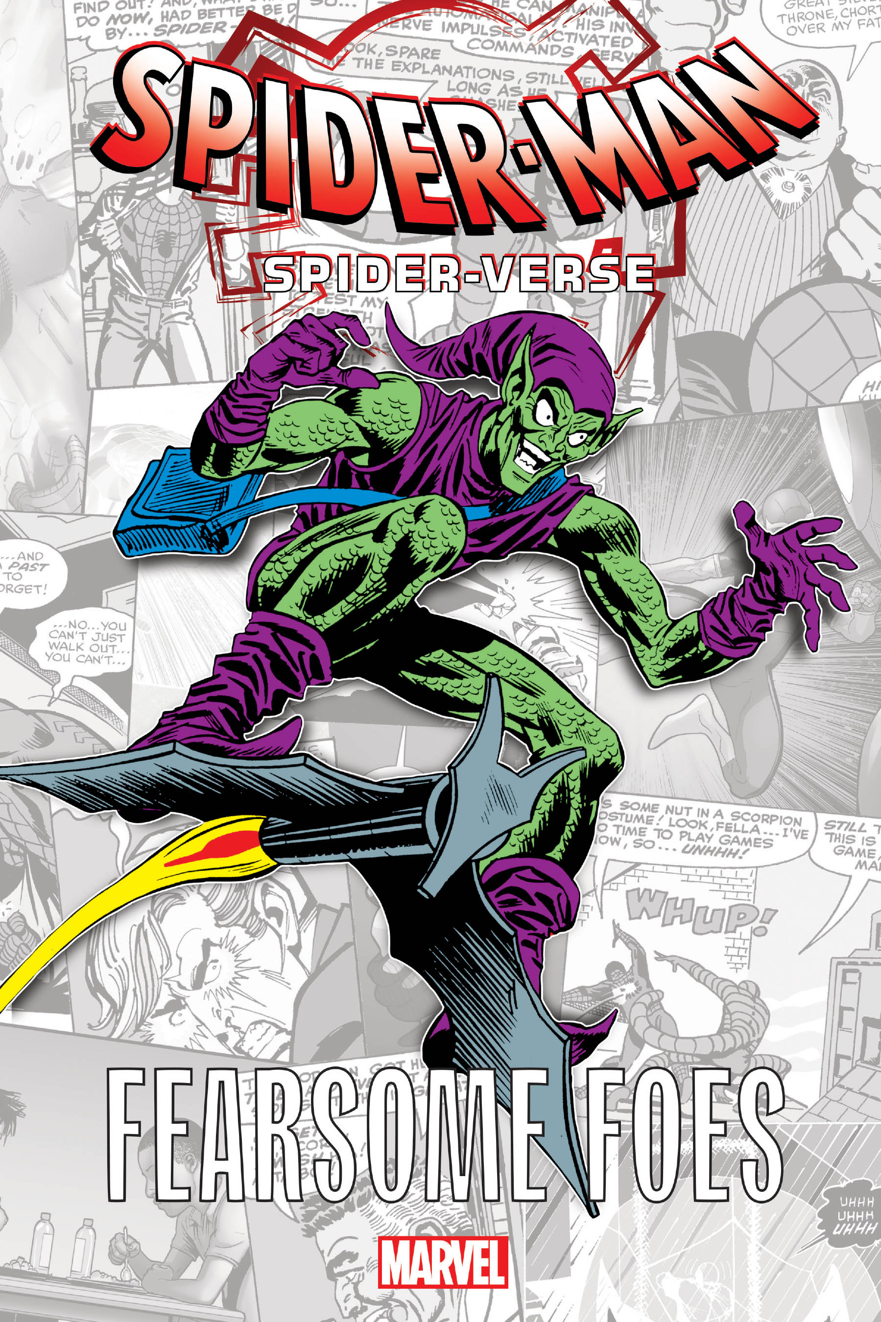 Spider-Man: Spider-Verse - Fearsome Foes (Trade Paperback)