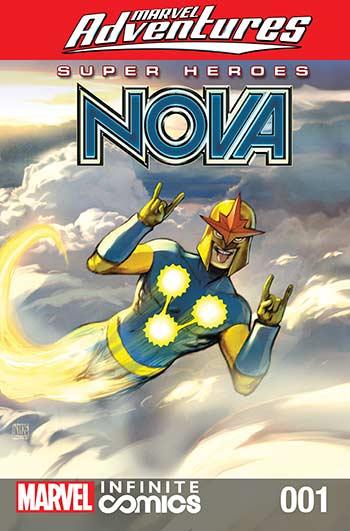 Marvel Adventures: Super Heroes (2019) #1