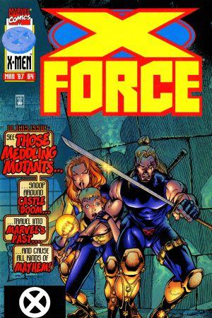 X-Force (1991) #64