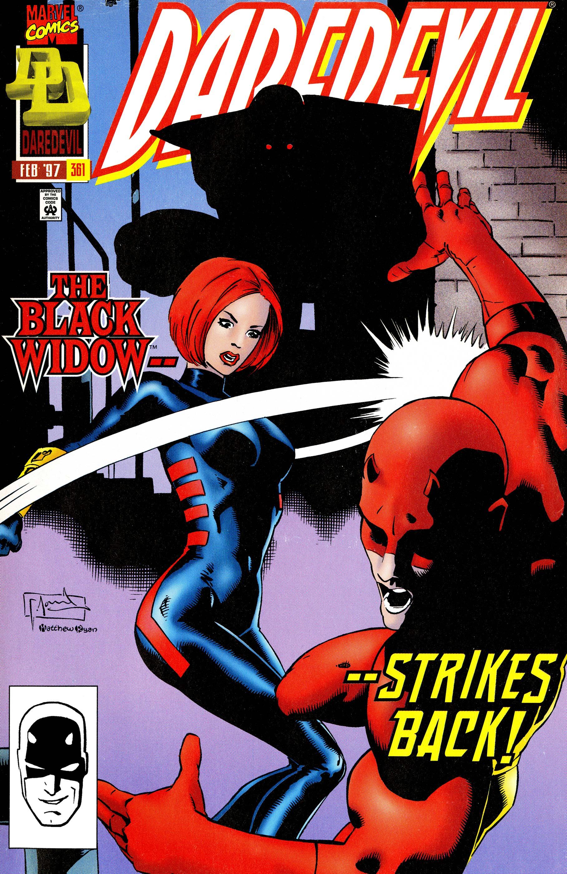 Daredevil (1964) #361