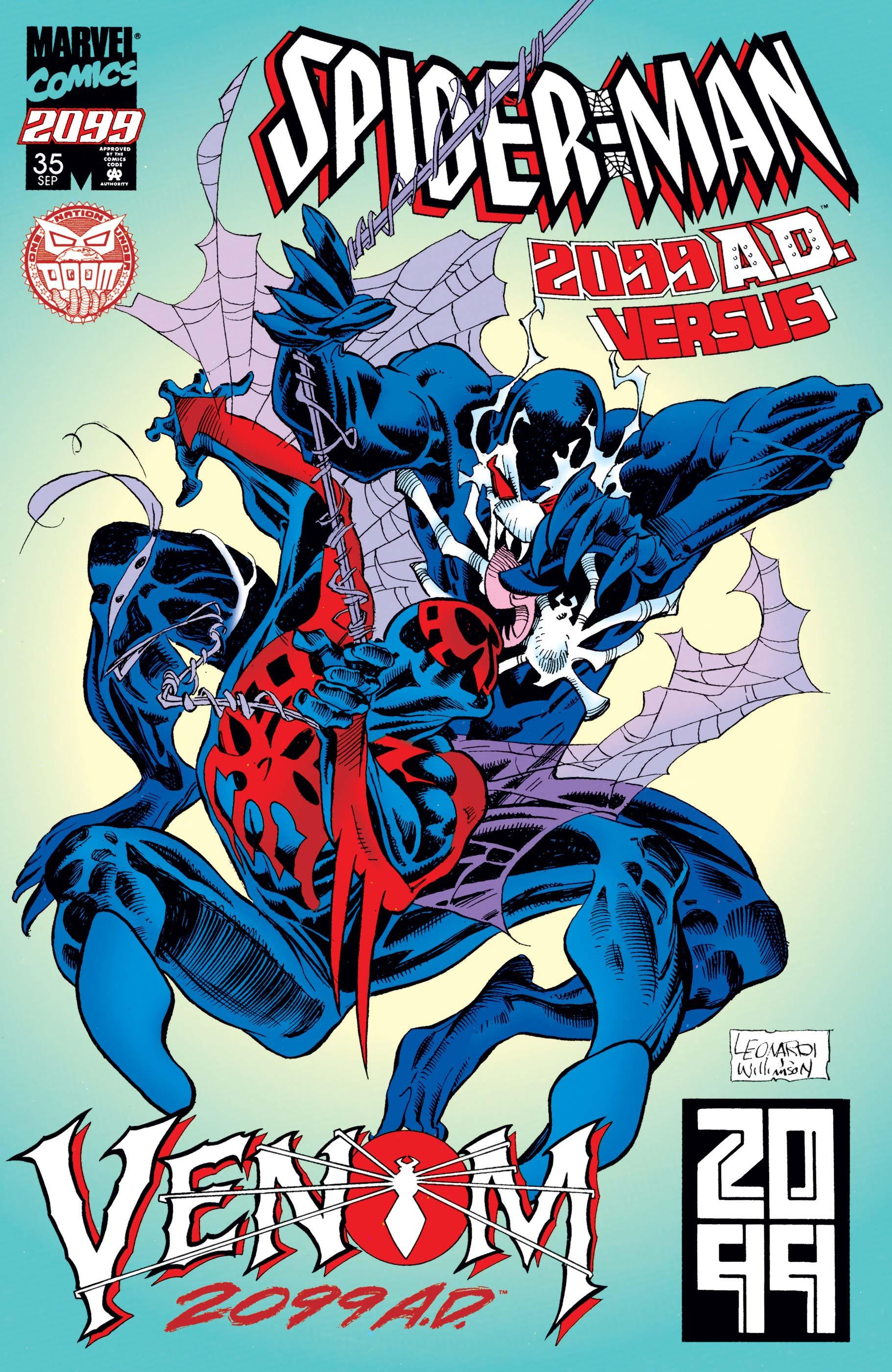 Spider-Man 2099 (1992) #35